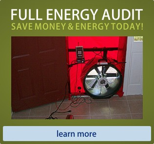 Full Energy Audit - Save Money and Energy Today